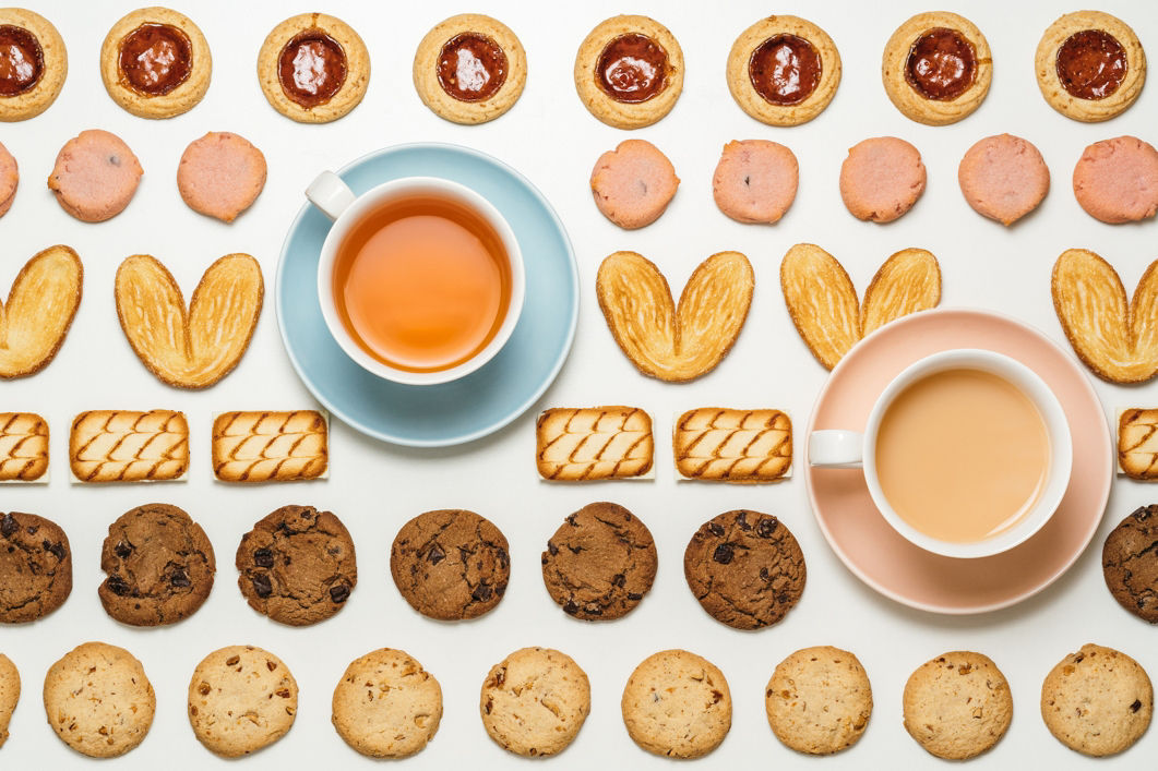The ultimate Father's Day afternoon tea