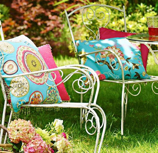 Glam up your garden with these simple top tips