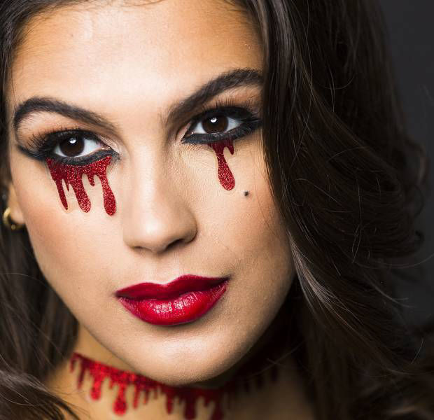 Quick and easy Halloween make-up ideas