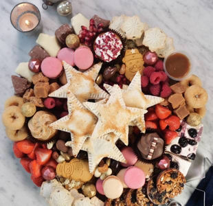 A guide to creating the ultimate festive grazing board