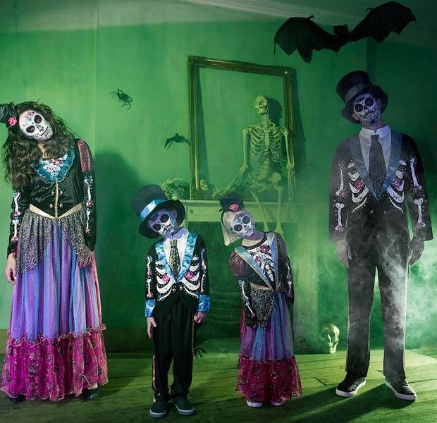 3 last-minute Halloween looks