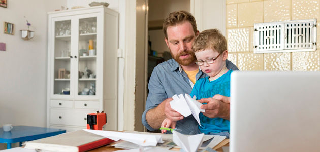 Top tips for keeping the kids happy at home