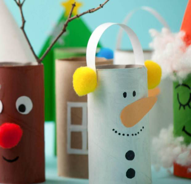 Sustainable Christmas Crafting