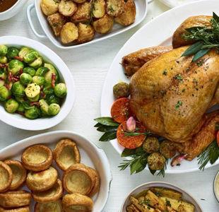 Fuss-free Christmas feast
