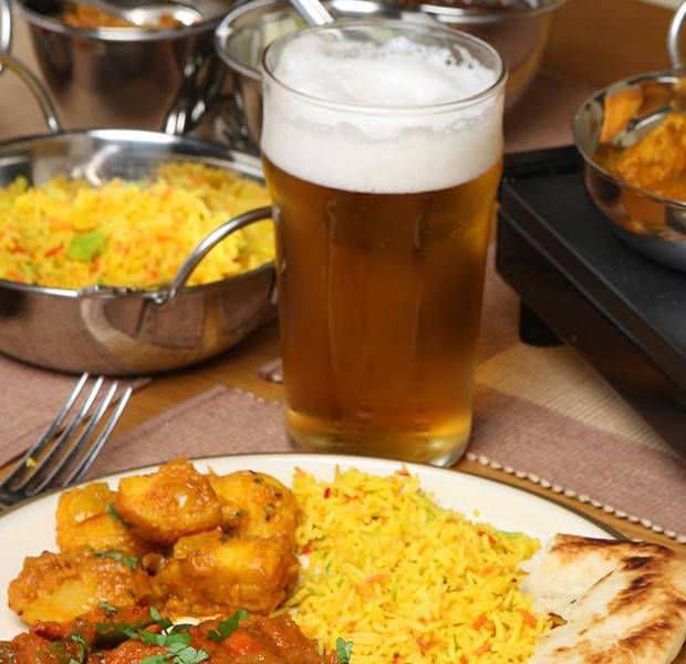 8 delicious curry and beer pairings for National Curry Week