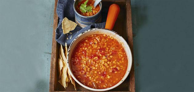 Souper soups for rainy days