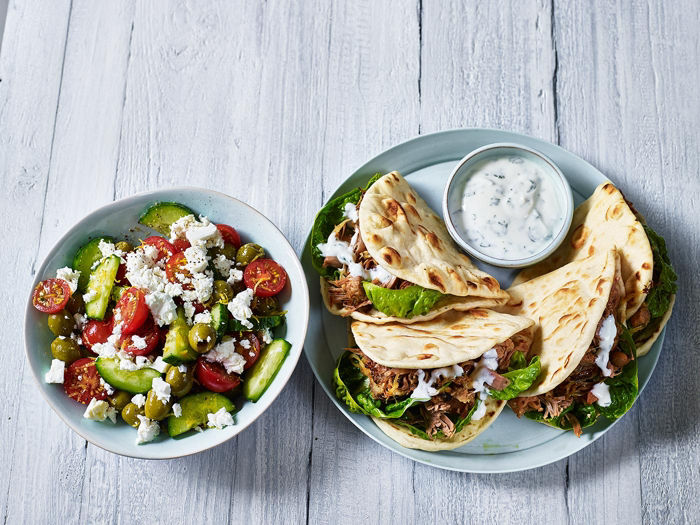 Adventure to the Mediterranean with these sunny recipes