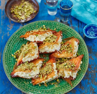 Joudie Kalla talks comfort food, Palestinian cooking and Nigella Lawson