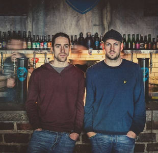 Brewdog: the journey from hoppy go lucky students to big dog brewers