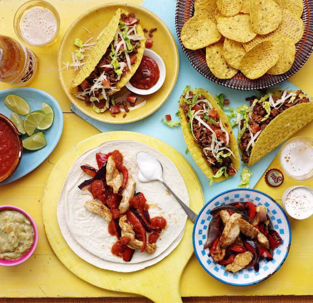 How to create the ultimate Mexican feast at home