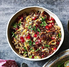 Feast on the Middle East with this delicious menu inspired by the region