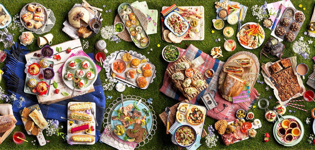 How to throw a luxury last-minute picnic