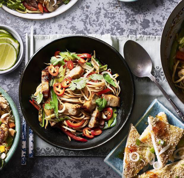 Fast and fresh Chinese recipes that are tastier than a takeaway