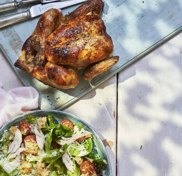 3 ways to use a rotisserie chicken