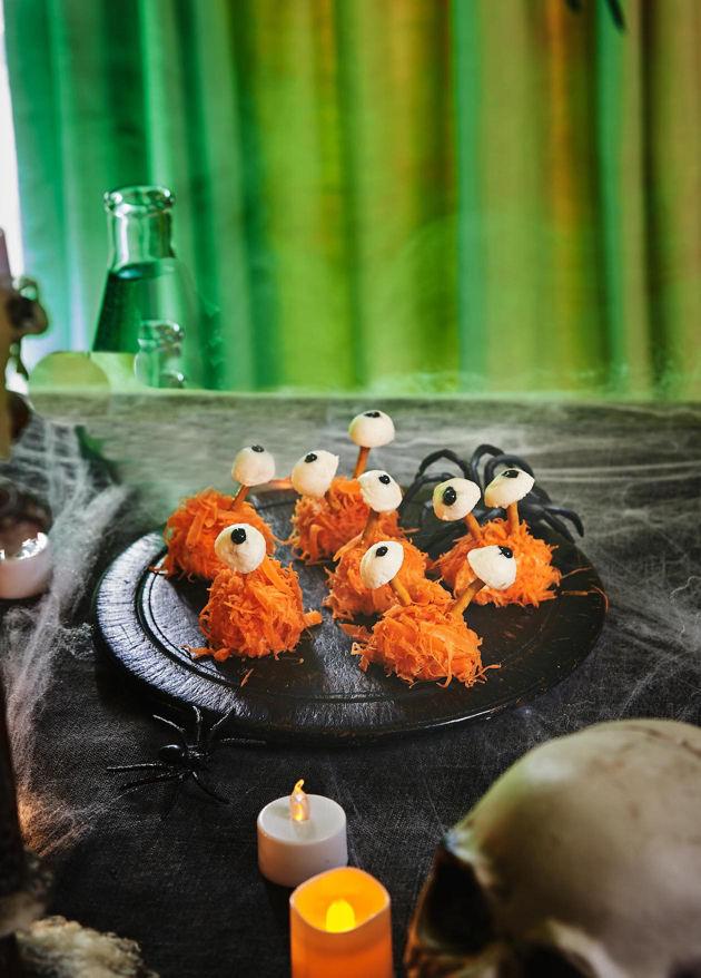 7 kid-friendly Halloween food ideas that don't involve sugar