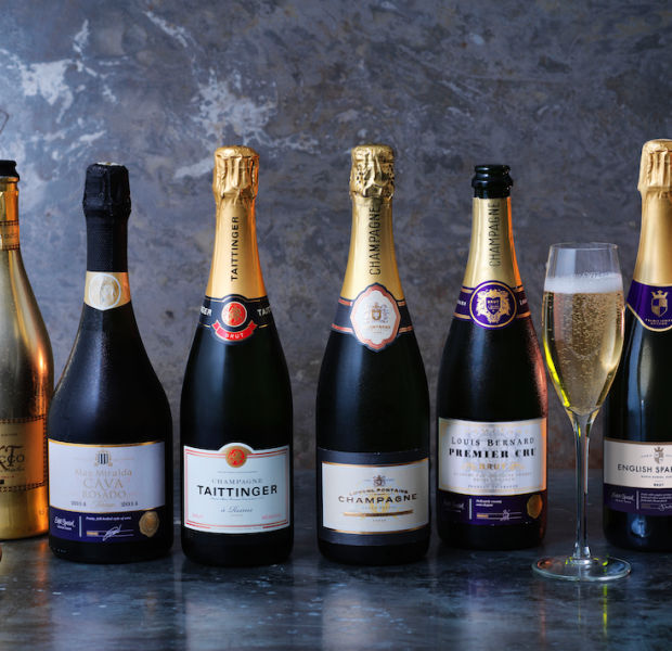 How to pick the perfect festive fizz for the Christmas season