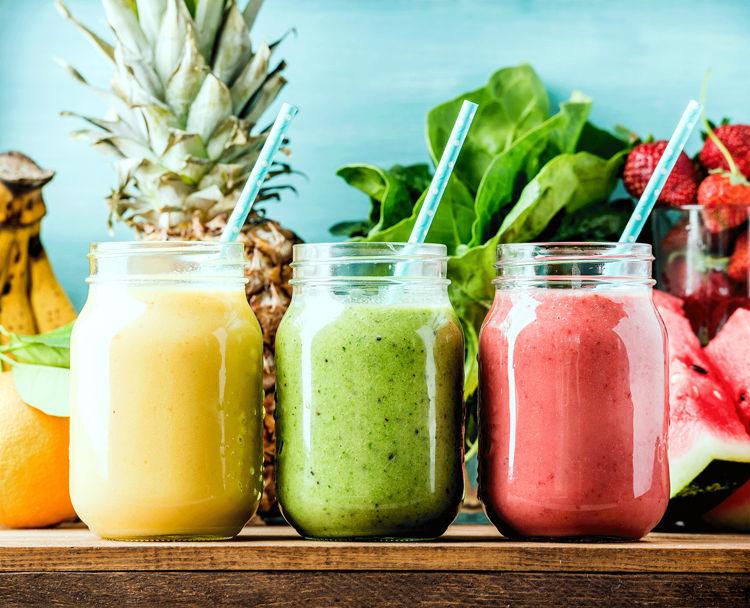 12 vibrant smoothie recipes