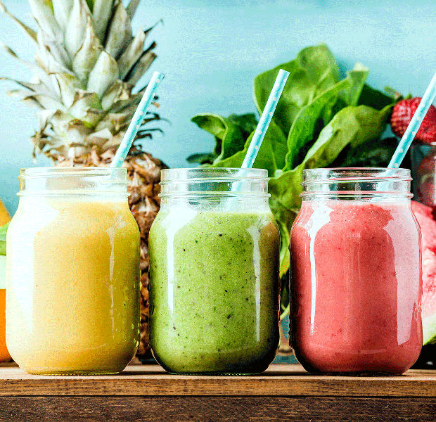 12 vibrant smoothie recipes