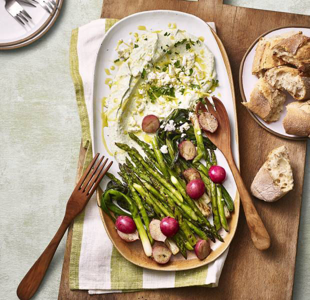 How to cater for an amazing veggie Easter