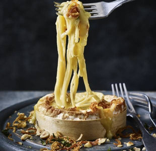 Cheese-obsessed? You won't be able to resist these gooey recipes