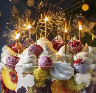 Meal maths: centrepiece trifles