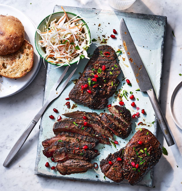 BBQ mains that pack a flavour punch