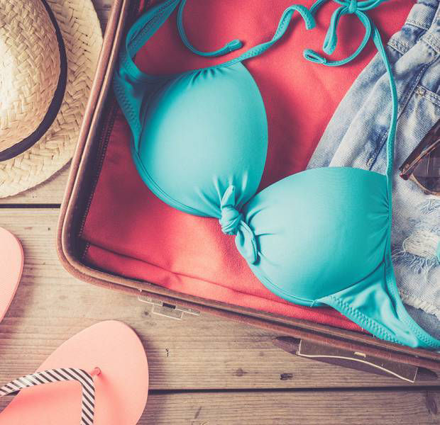 How to go away with only hand luggage