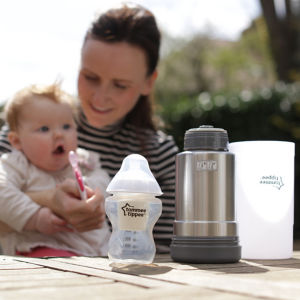 Tommee Tippee Travel Bottle And Food Warmer Asda Groceries