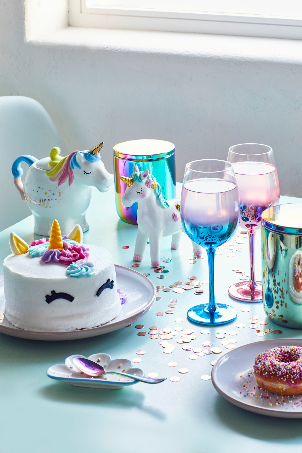 All the unicorn products you could ever need