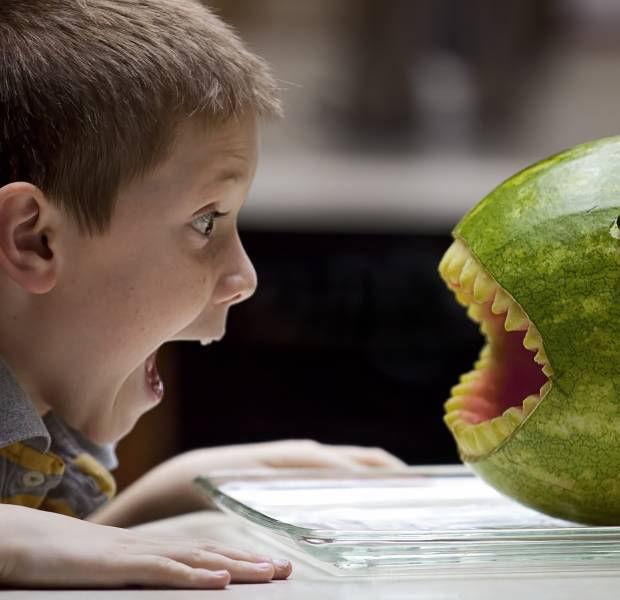 How to make a watermelon shark