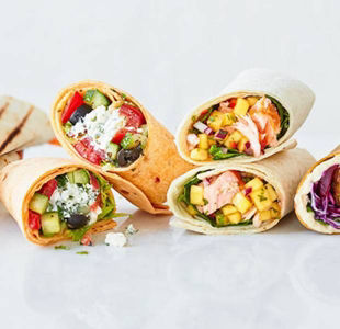 All wrapped up: tasty tortilla ideas