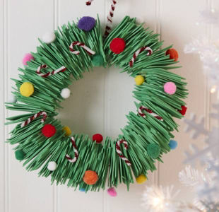 How to create a showstopper Christmas wreath